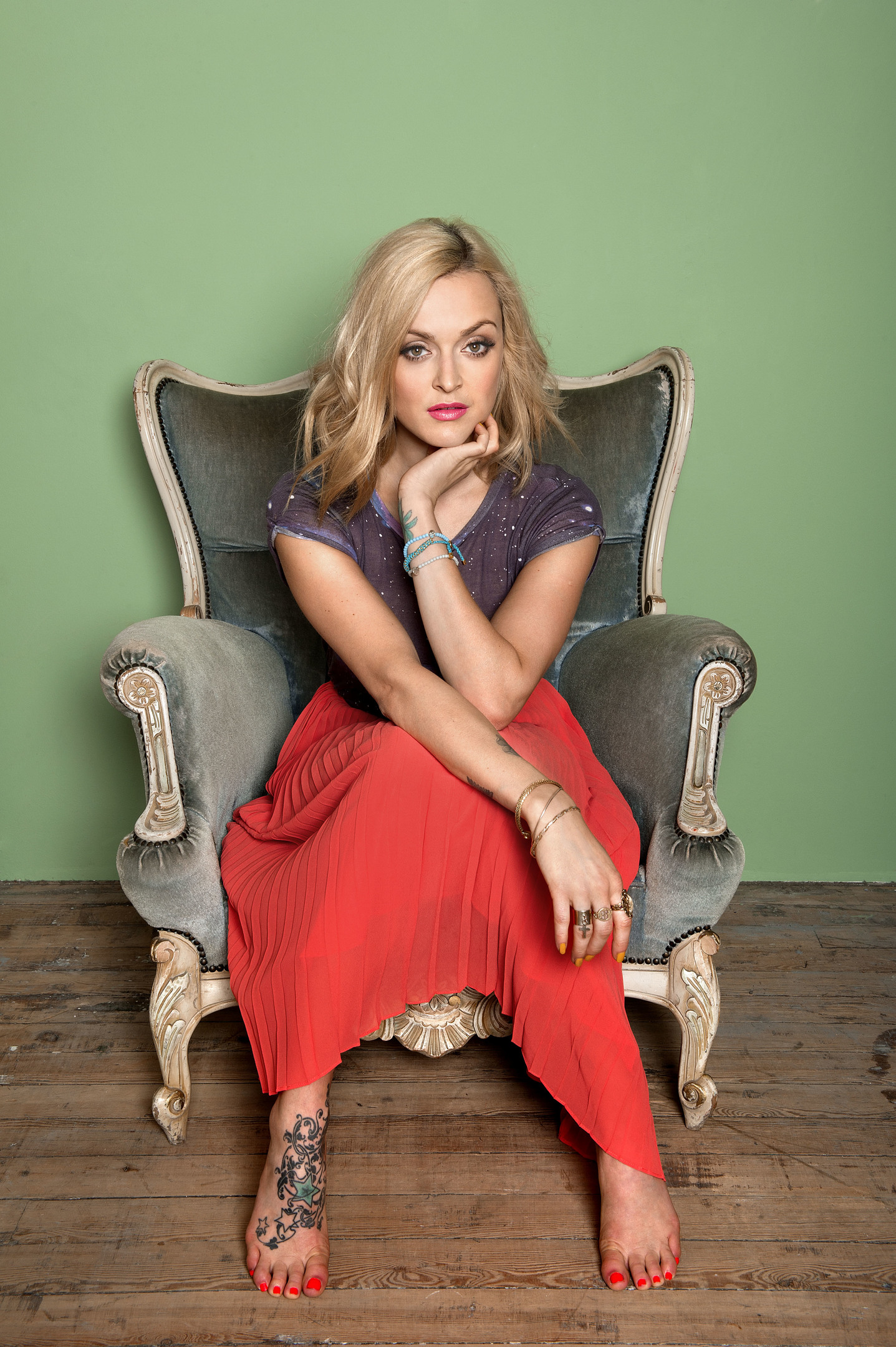 Fearne Cotton Bbc Ray Burmiston