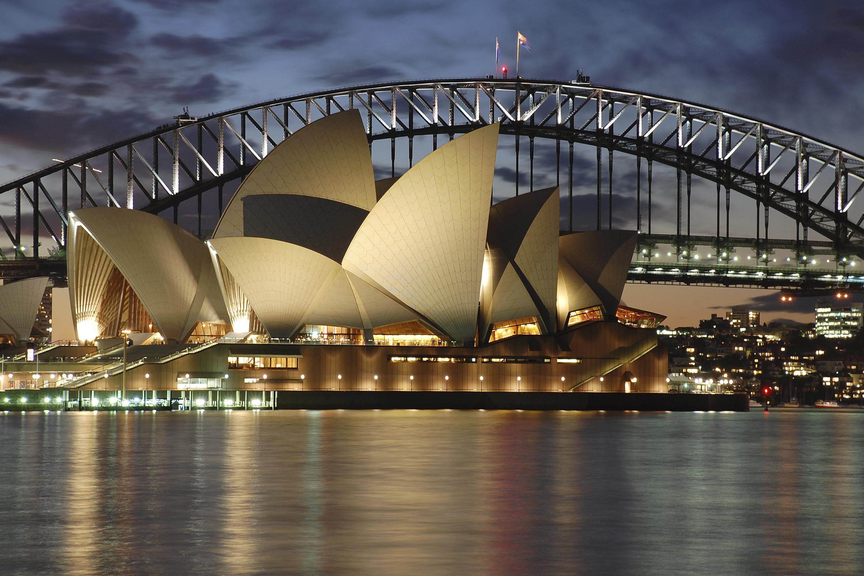 australia talks -