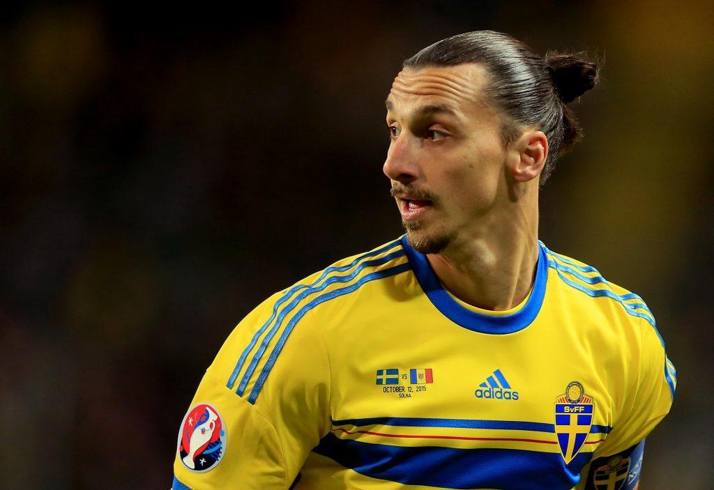 Zlatan Ibrahimovic (Stephen Pond/Getty Images)