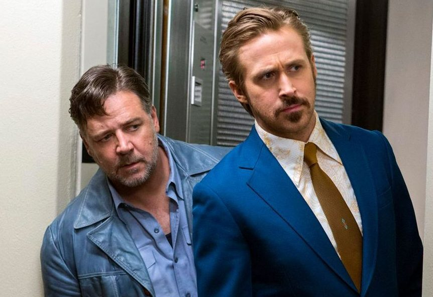 d0b0c259d8d The Nice Guys star Russell Crowe on working with Ryan Gosling ...