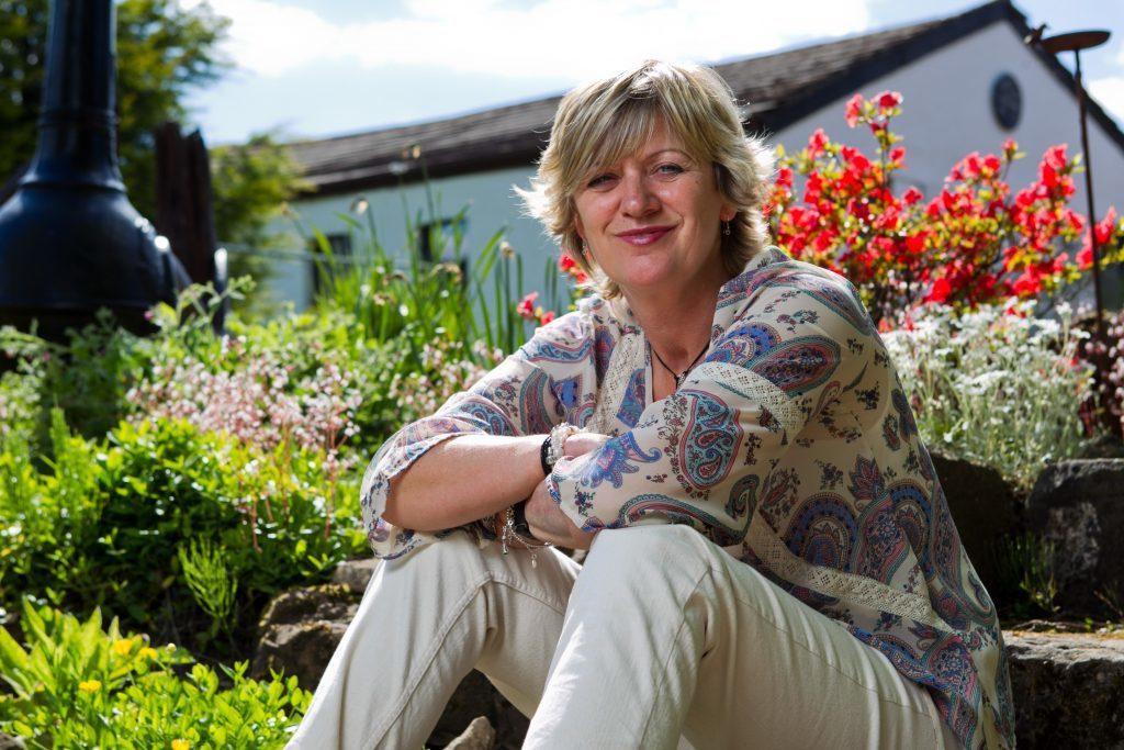 Corinne Hutton (Andrew Cawley / DC Thomson)