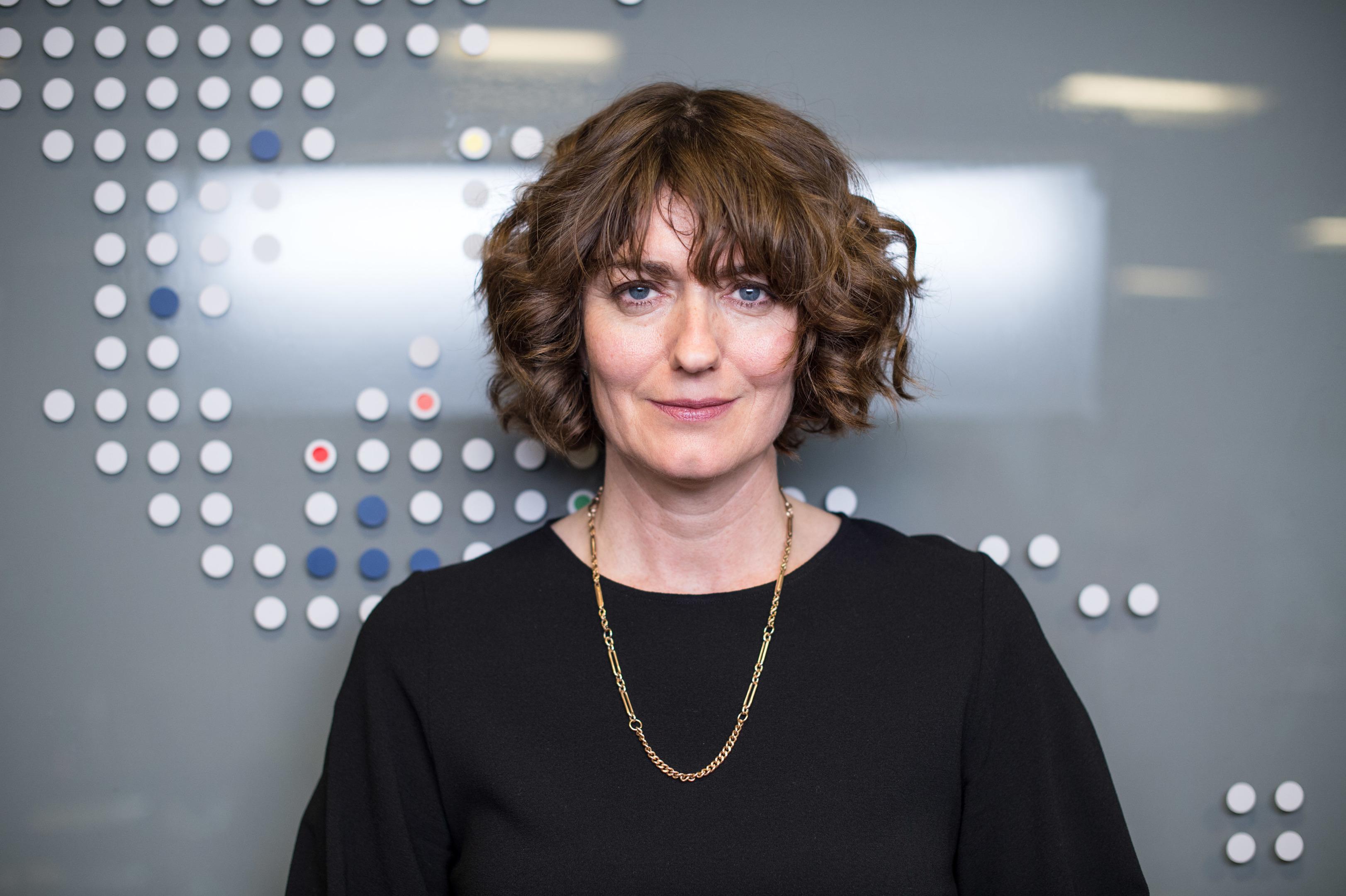 Anna Chancellor in New Blood (Des Willie / Eleventh Hour / BBC)