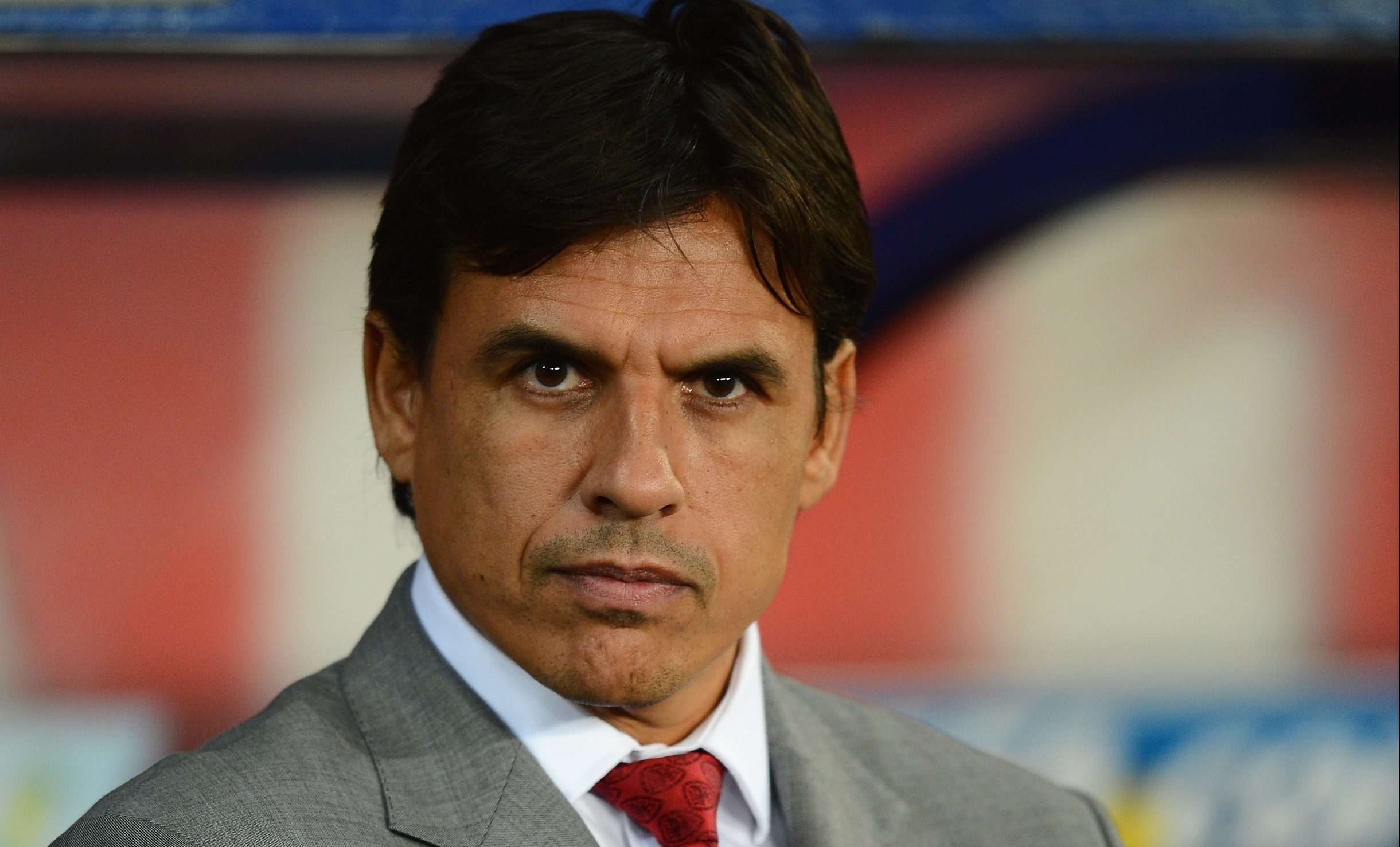 Wales manager Chris Coleman (Mike Hewitt/Getty Images)