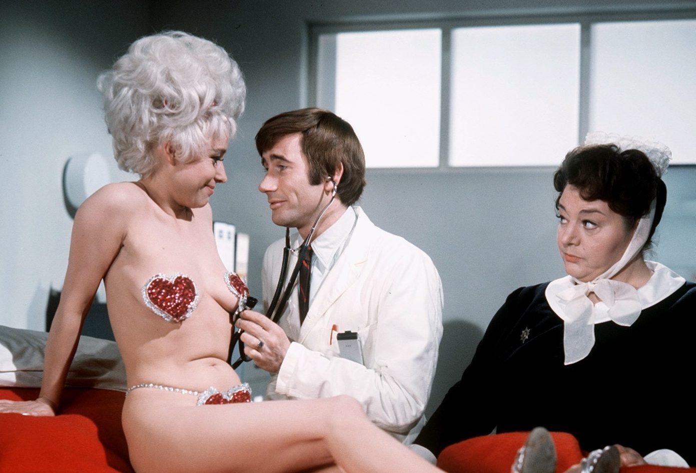 Carry On Doctor (Allstar/THE RANK ORGANISATION)