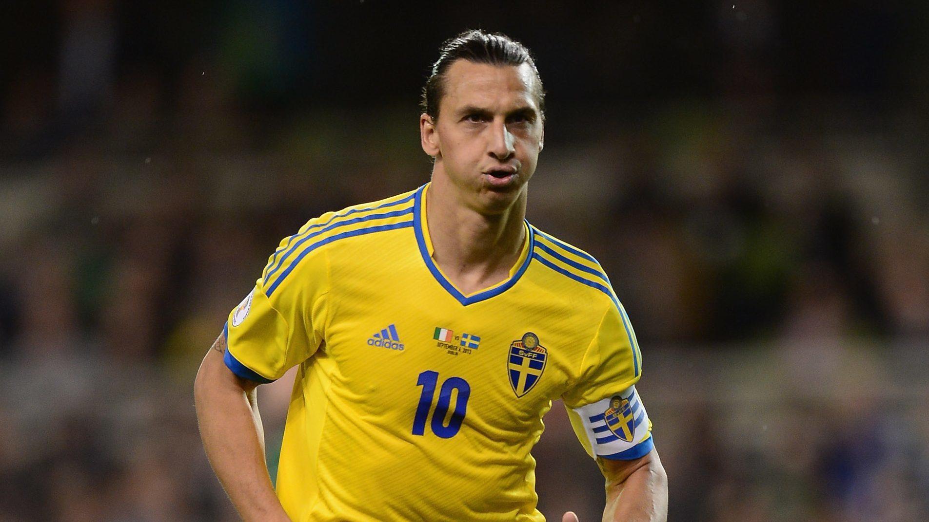 Zlatan Ibrahimovic (Jamie McDonald/Getty Images)