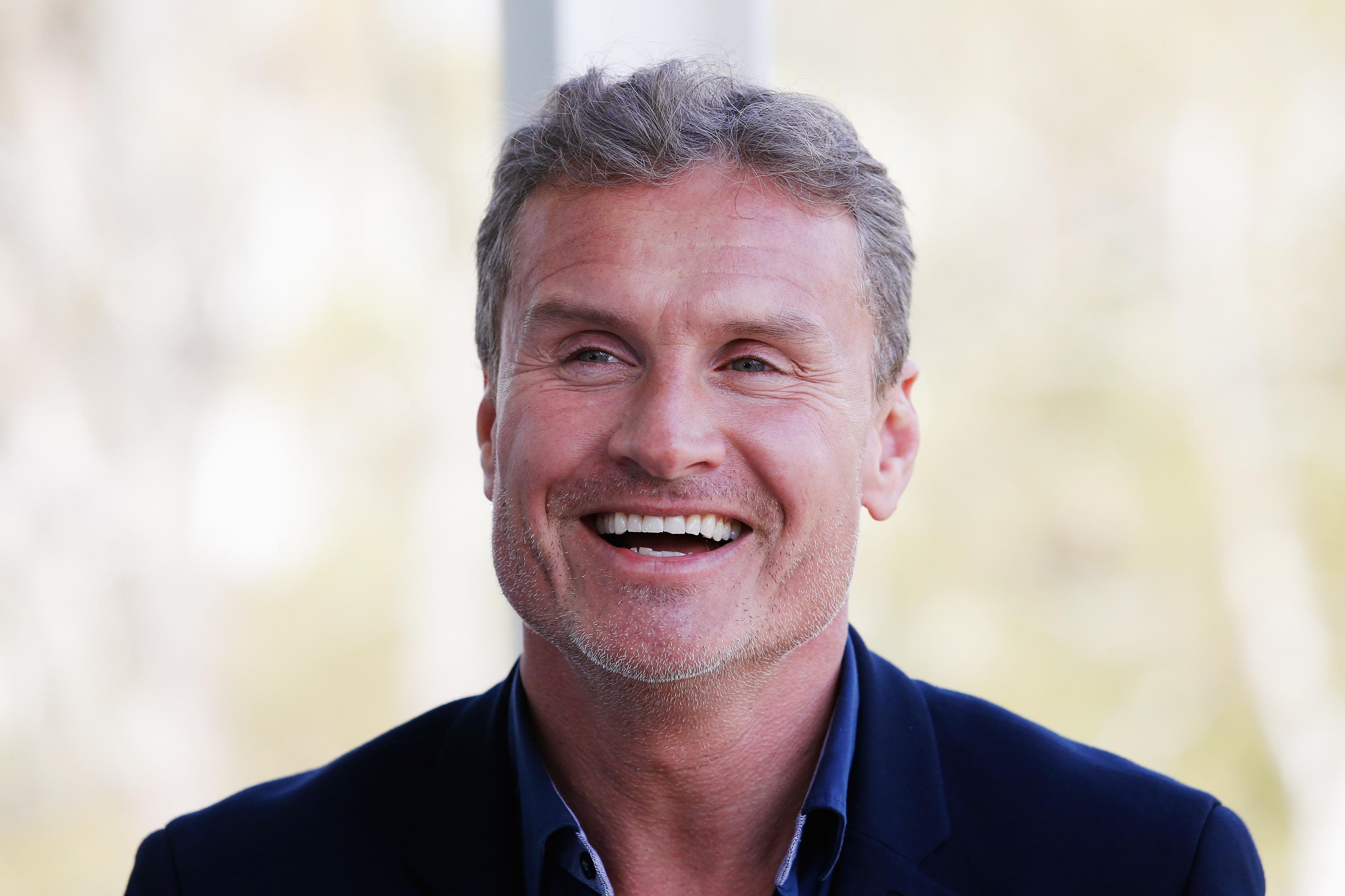 David Coulthard (Boris Streubel/Getty Images for Laureus)