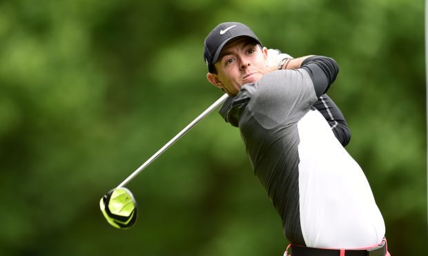 Rory McIlroy (Adam Davy/PA Wire)