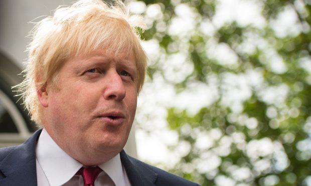 Boris Johnson (Dominic Lipinski/PA Wire)