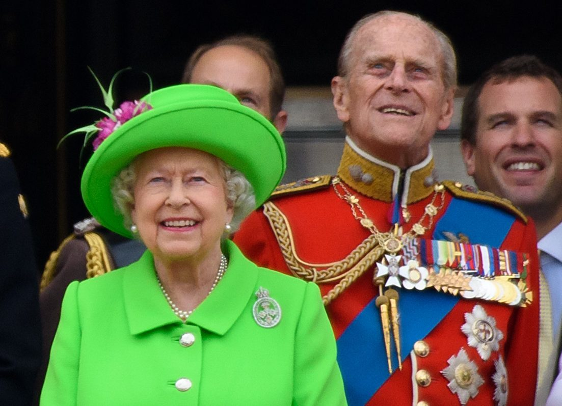 Trooping The Colour 2016 (Ben A. Pruchnie/Getty Images)