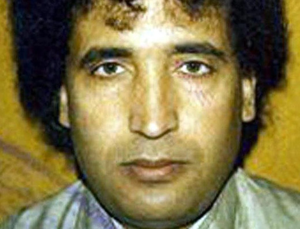 Abdelbaset Ali Mohmed Al Megrahi, who was convicted of the Lockerbie bombing (PA)