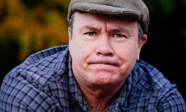 David Lonsdale as David Stockwell (Andrew Billington Photography)