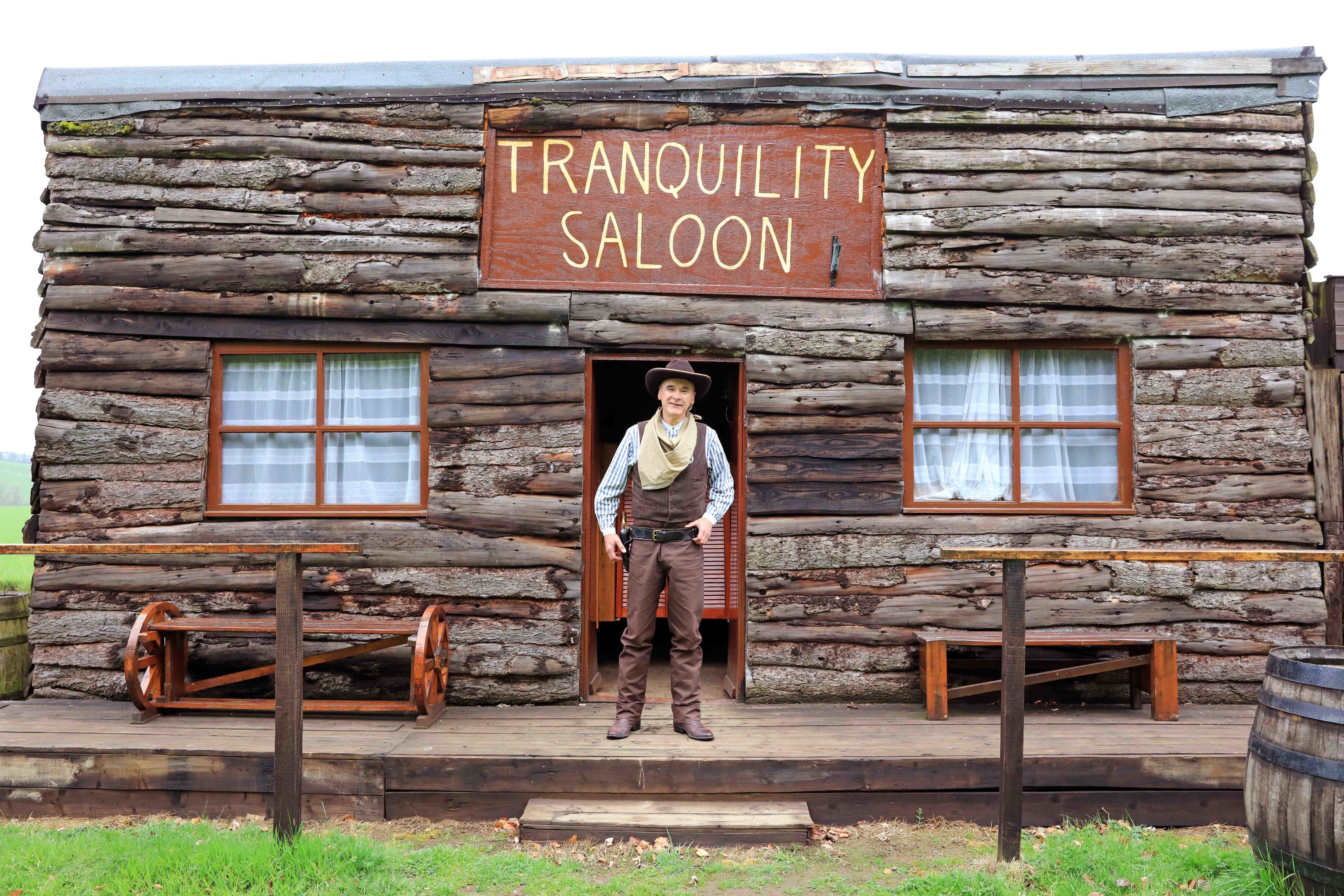 Tranquillity Saloon (Oliver Dixon/Imagewise)