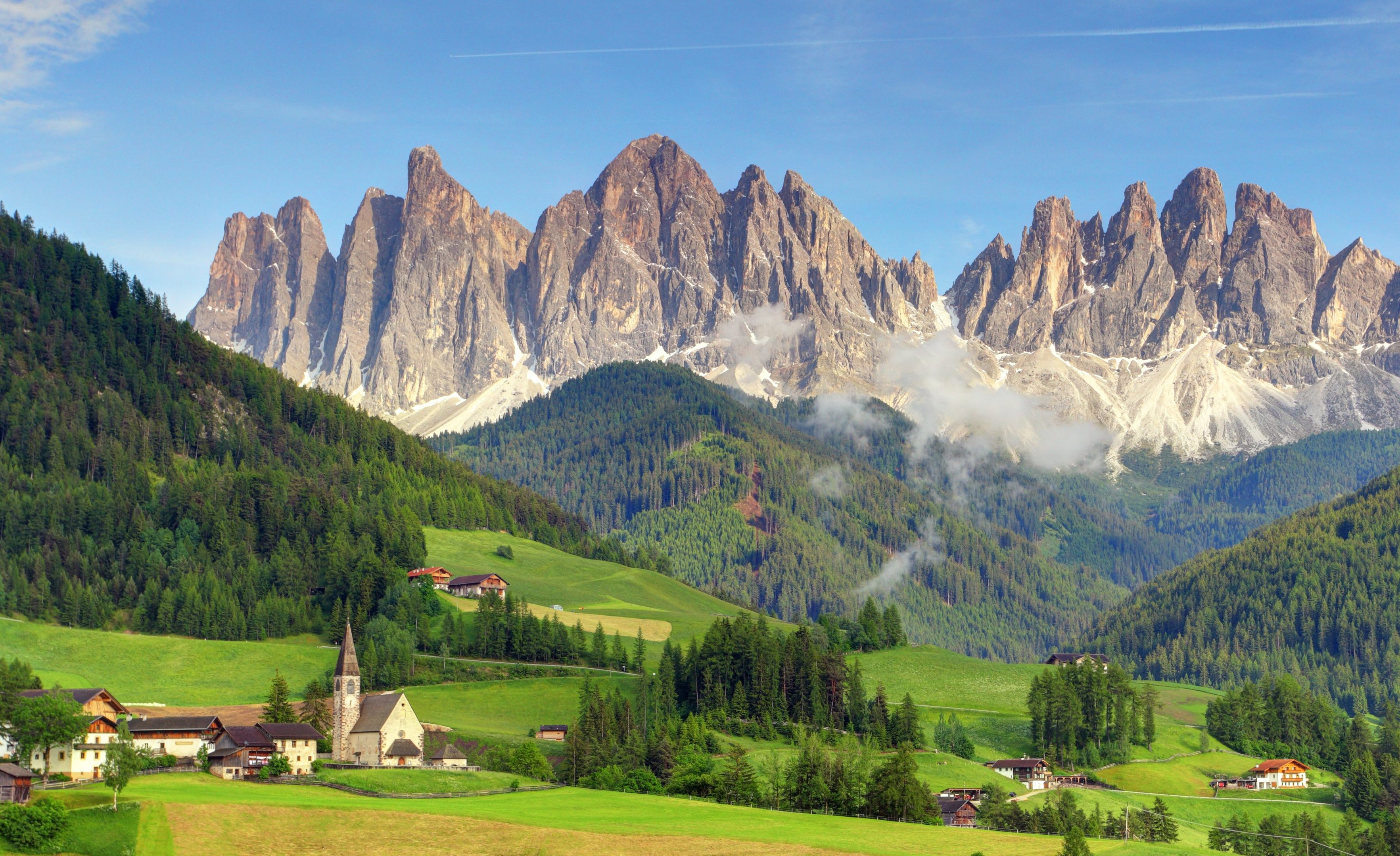 Val di Funes (Getty Images/iStockphoto)