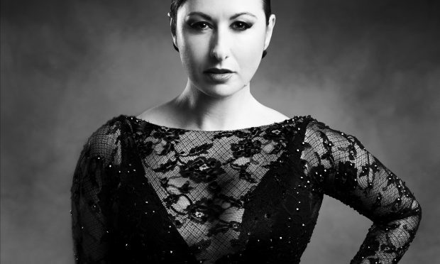 Hayley Tamaddon as Chicago's 'Roxie Hart'