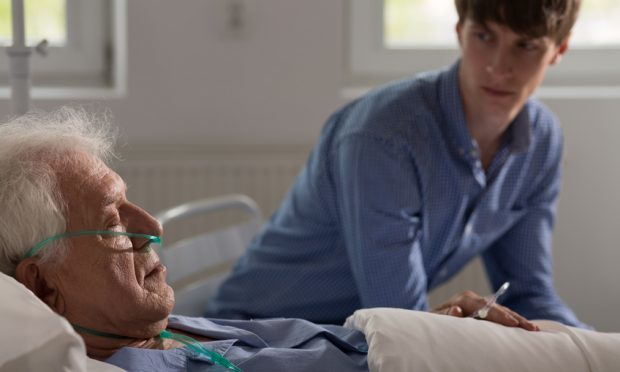 """Many dying gay people face """"significant barriers"""" to accessing end-of-life care (KatarzynaBialasiewicz)"""