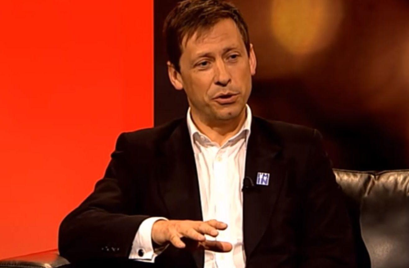 John Edward, senior spokesman for Scotland Stronger In Europe (STV)