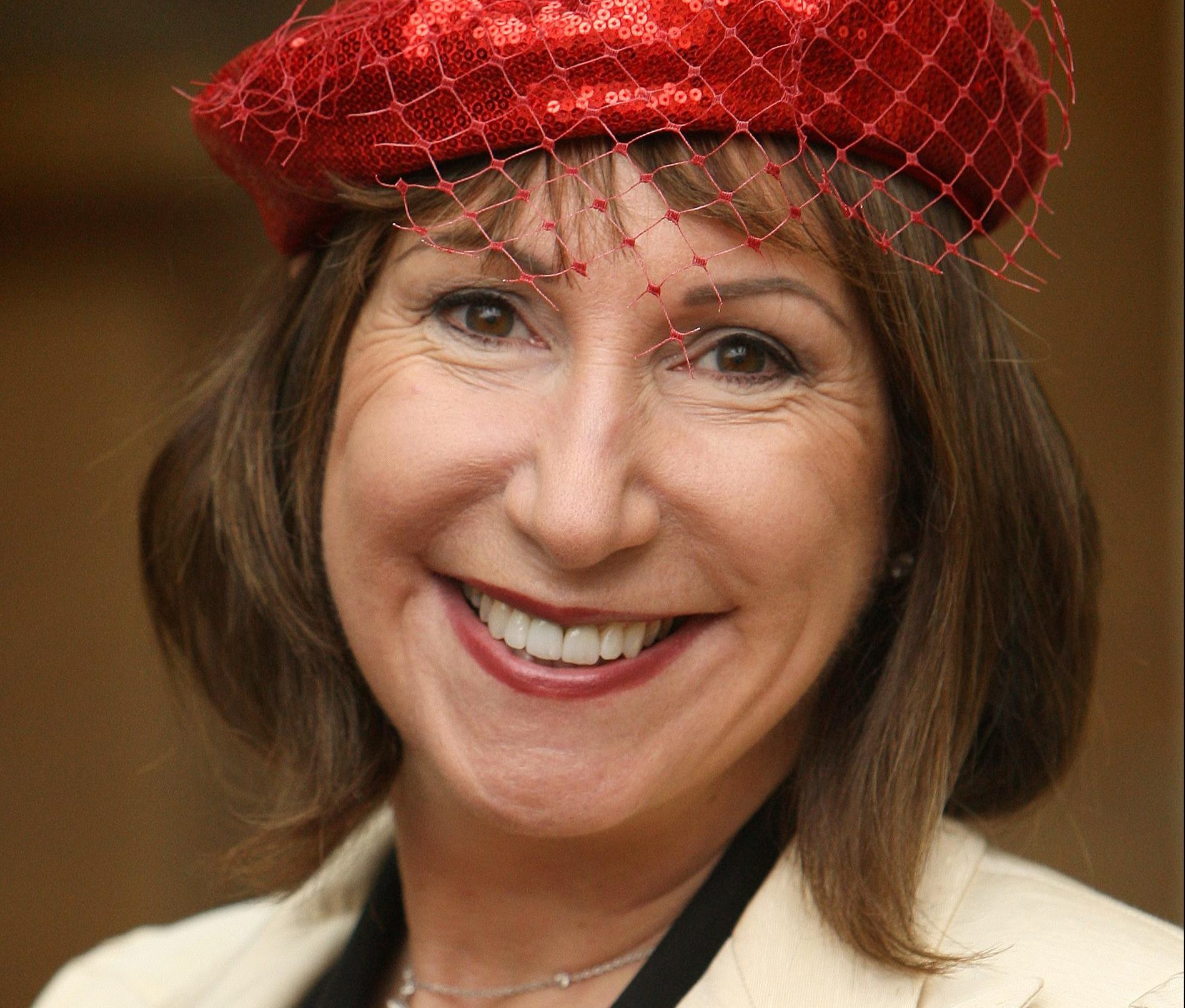 Kay Mellor (Dominic Lipinski - WPA Pool / Getty Images)