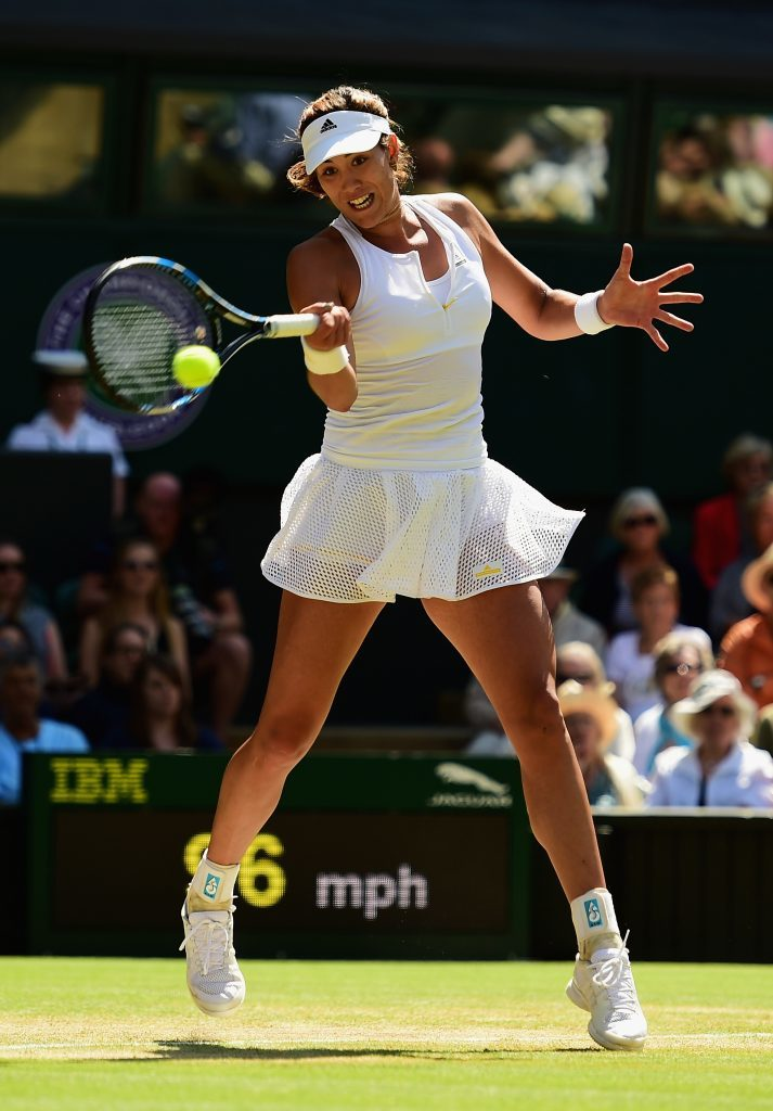 Garbine Muguruza (Shaun Botterill/Getty Images)