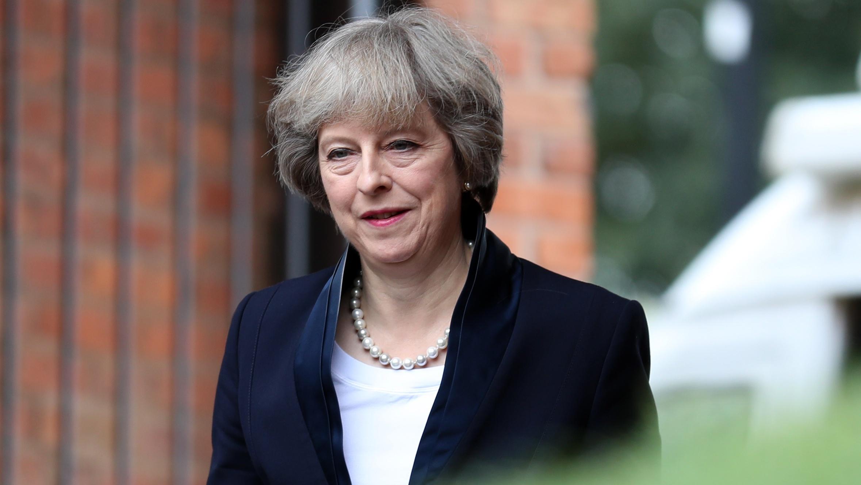 Theresa May (PA)