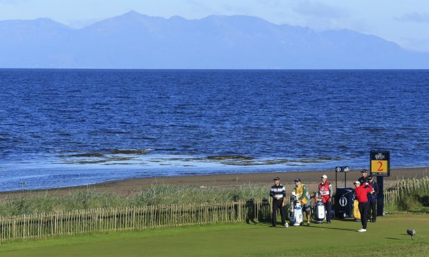 Troon Golf Club