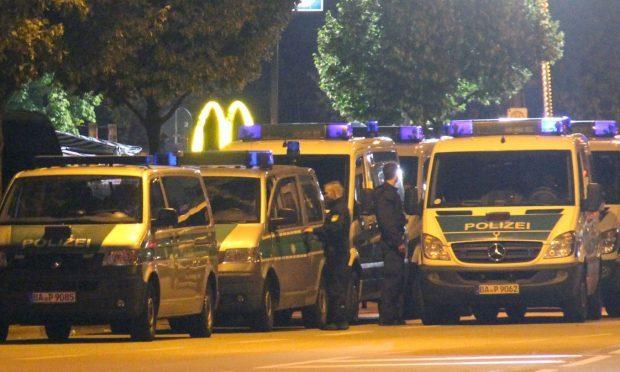 Munich Attack (PA)