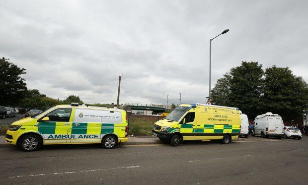 Emergency Location Service (Karly Domb Sadof/AP)