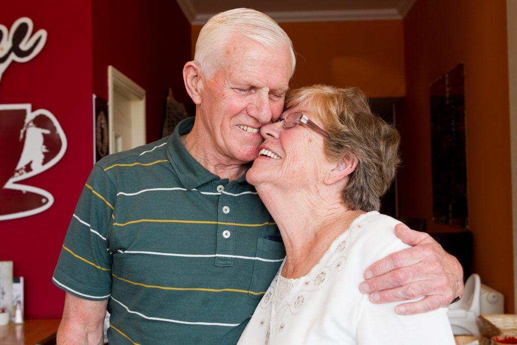 Kathy & Stephen McGeachie (Andrew Cawley / DC Thomson)
