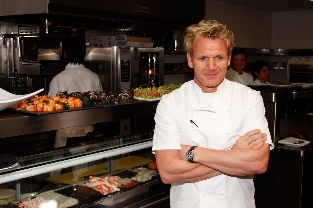 How did Gordon ramsay become famous - answers.com