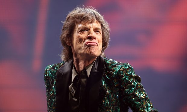 Sir Mick Jagger (Matt Cardy/Getty Images)