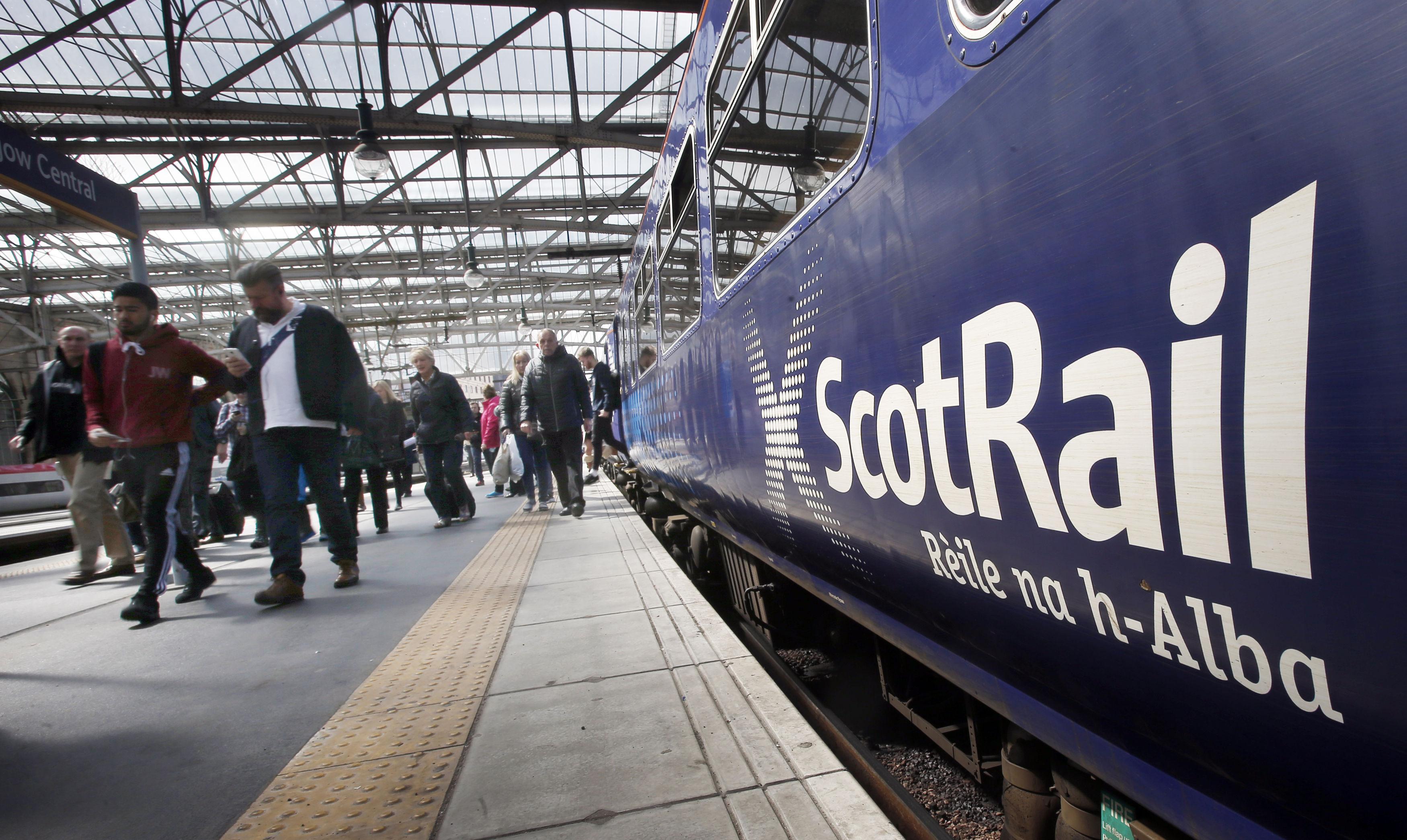 ScotRail Railways Ltd