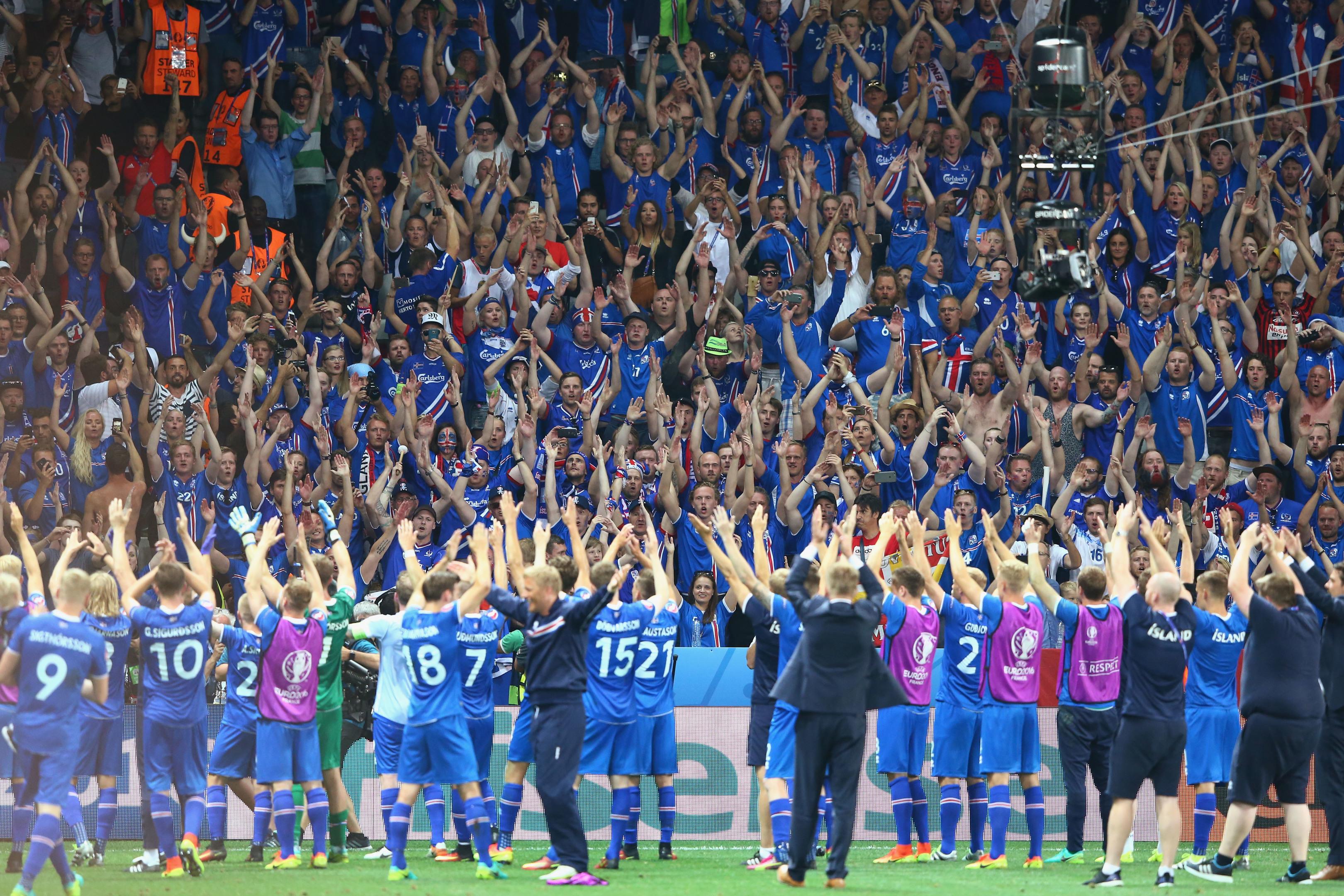 England v Iceland - Round of 16: UEFA Euro 2016 ((Alex Livesey/Getty Images)