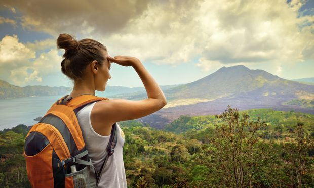 Women are travelling to destinations described as dangerous for women (Soft_Light)