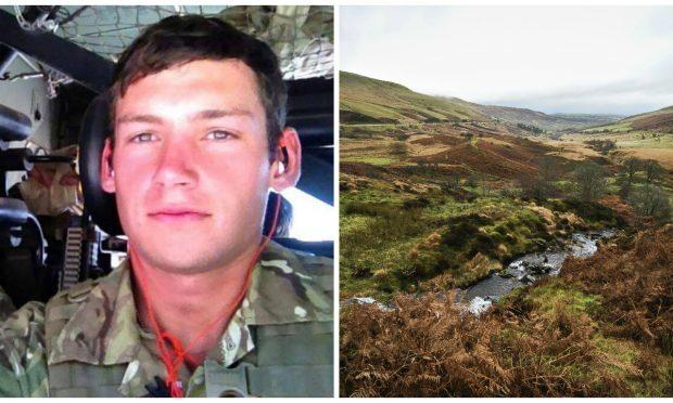 Rifles soldier Joshua Hoole (Facebook & PA)