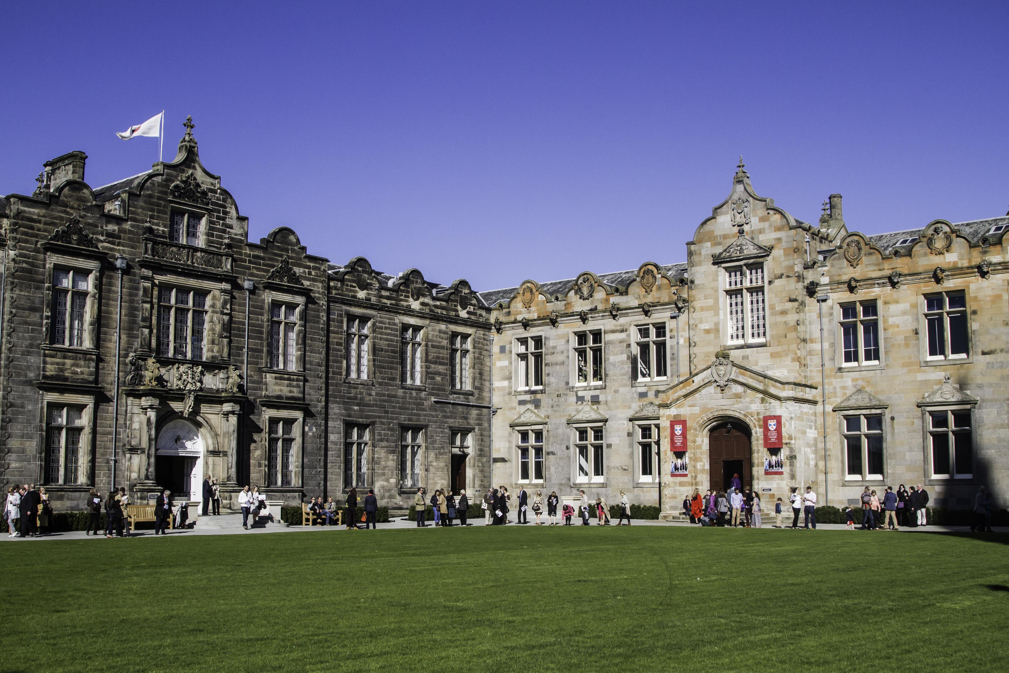 The University of St Andrews
