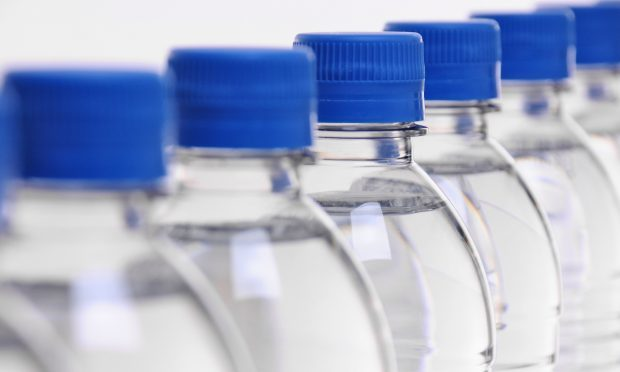 Volvic water (PA)
