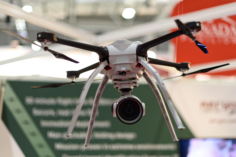 Drone (Ben Pruchnie/Getty Images)