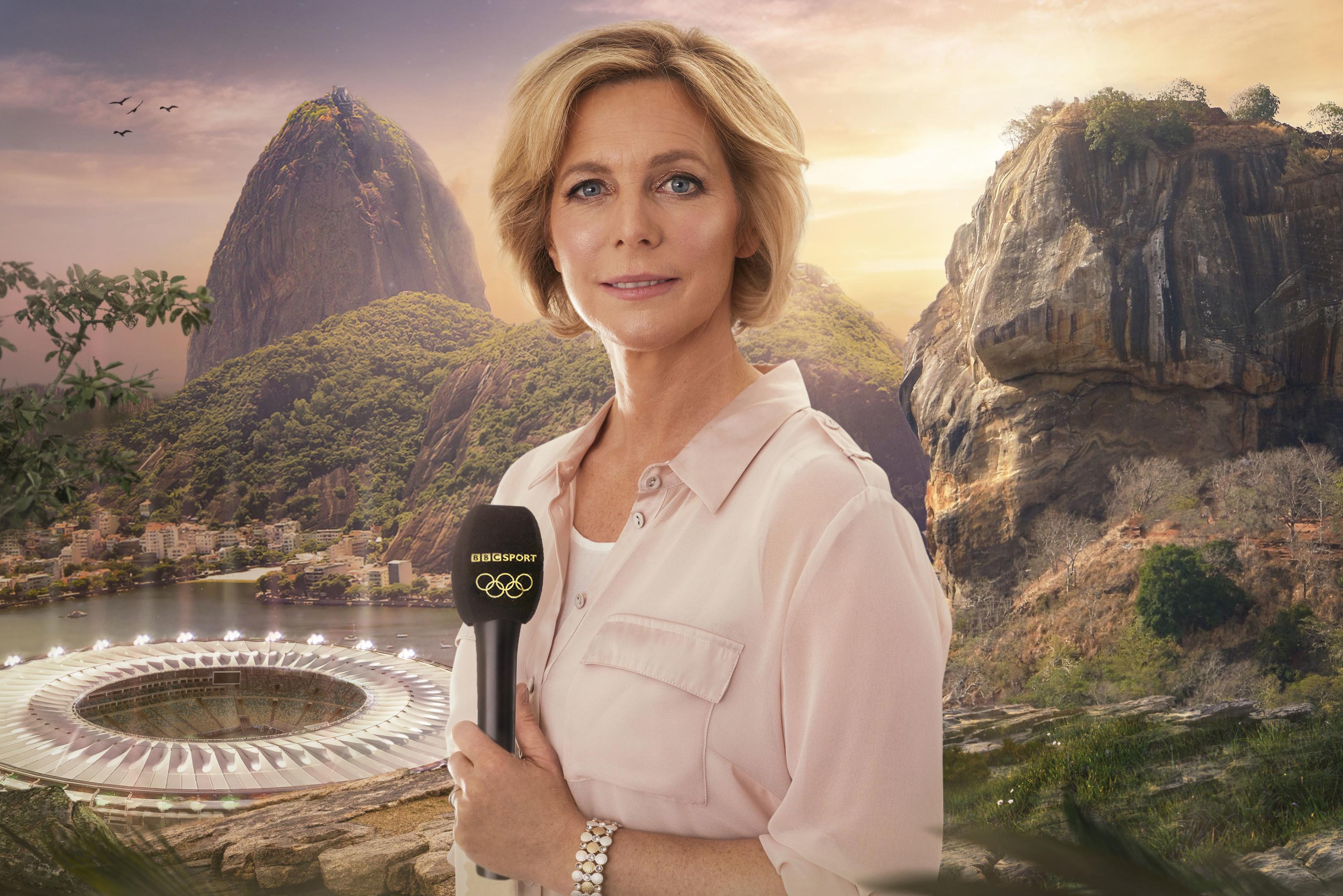 Hazel Irvine (BBC / Adrian Meyers)