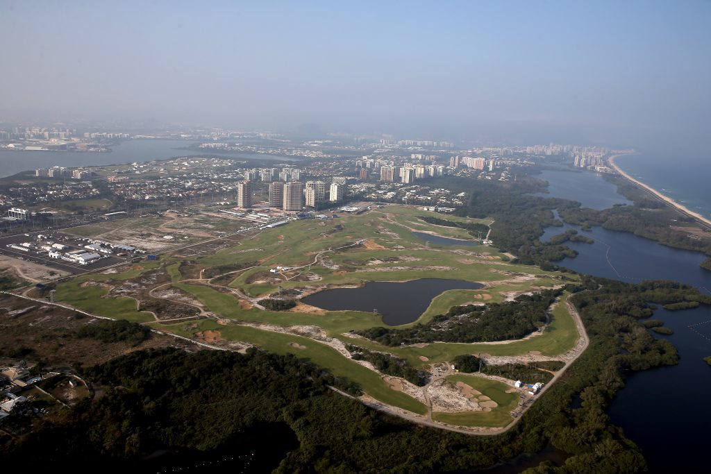 Olympic Golf Course (Matthew Stockman/Getty Images)