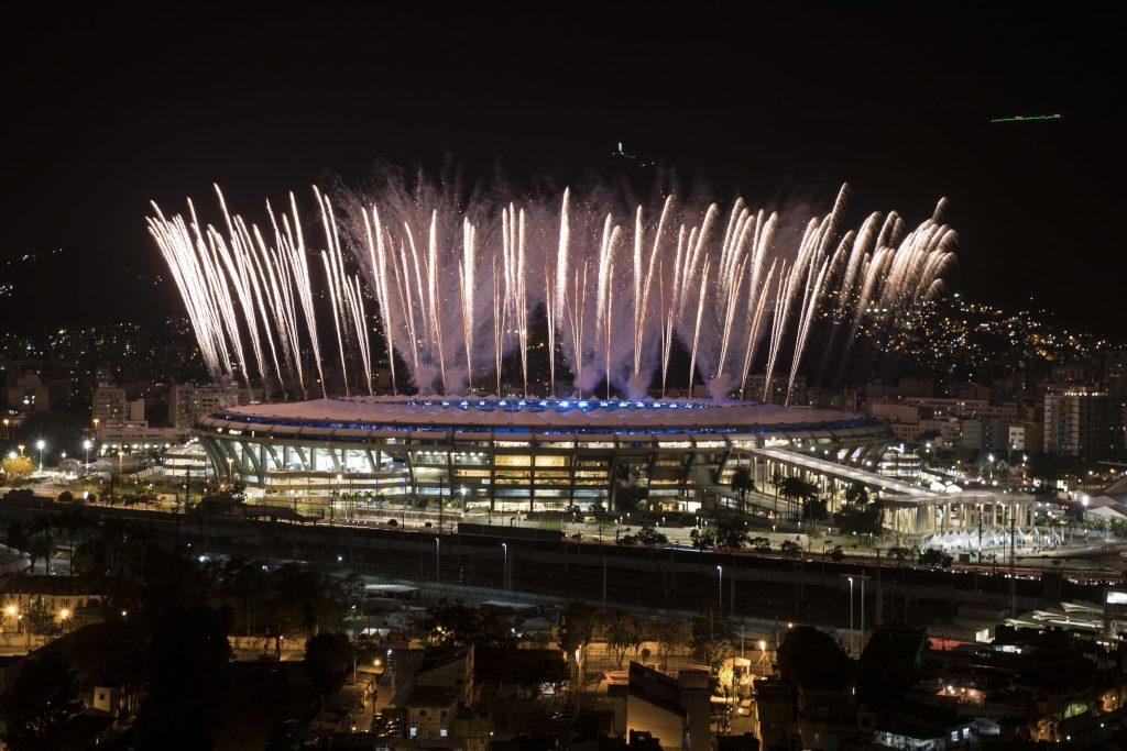 The Maracana stadium (AP Photo/Felipe Dana)