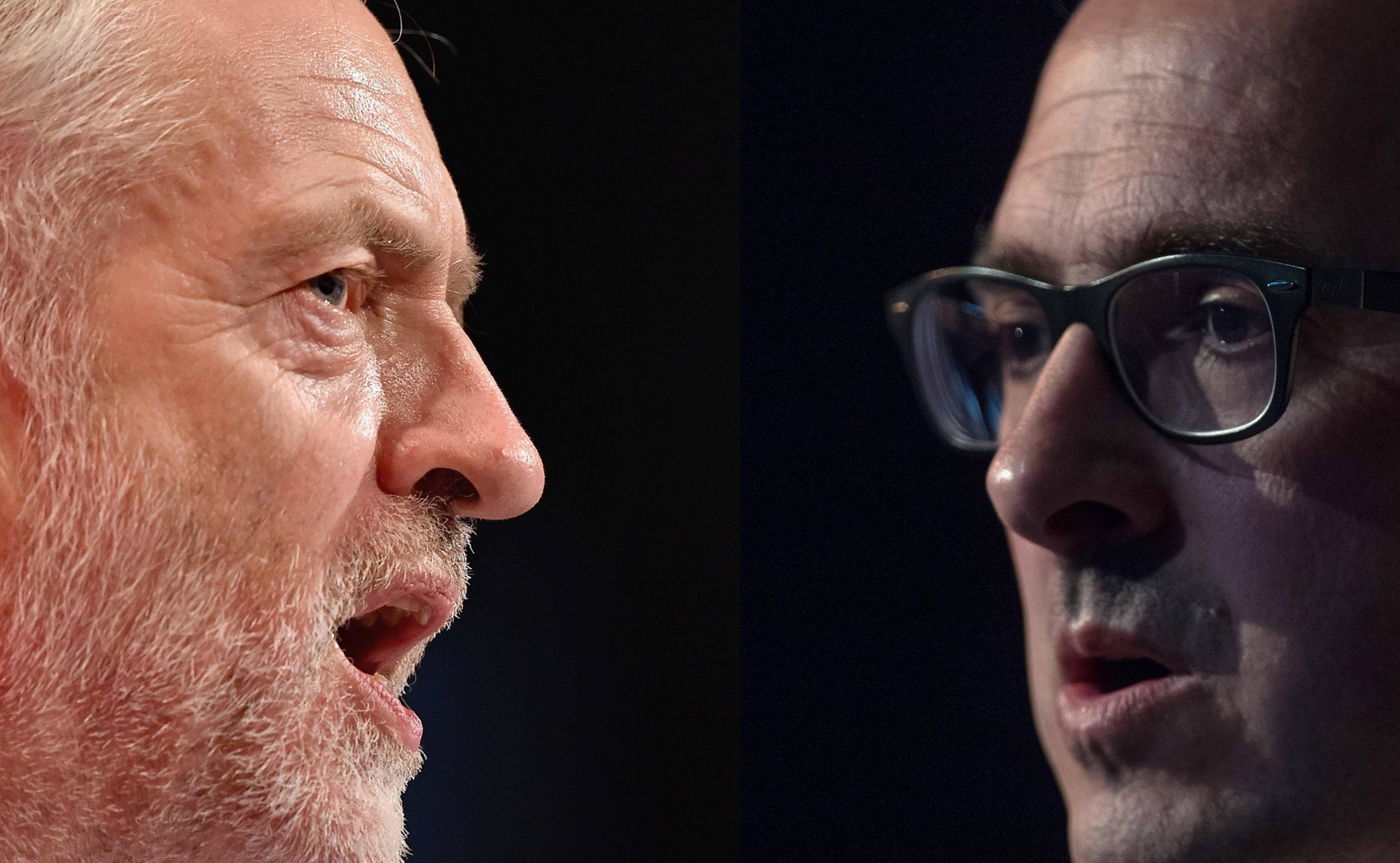 Corbyn and Smith (Getty Images)