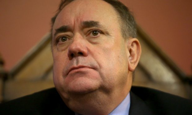 Alex Salmond (Brian Lawless/PA Wire)