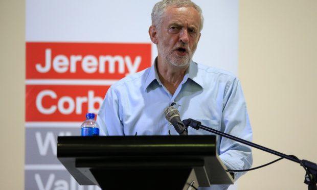 Labour leader Jeremy Corbyn (Jonathan Brady/PA Wire)