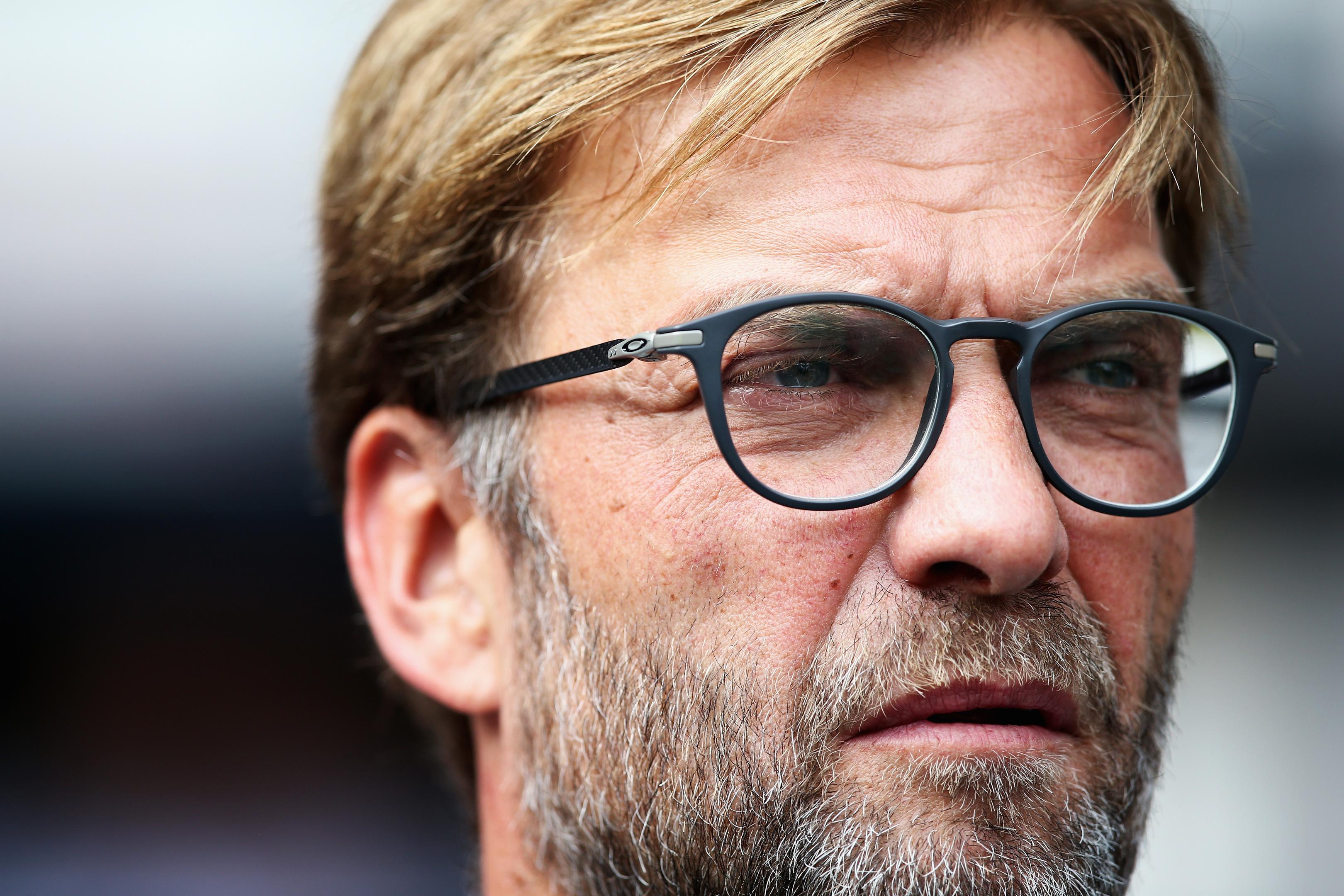 Liverpool manager Jurgen Klopp (Jan Kruger/Getty Images)