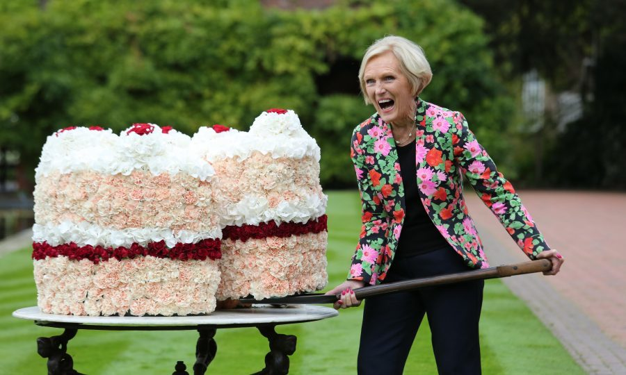 Mary Berry (REX/Shutterstock)