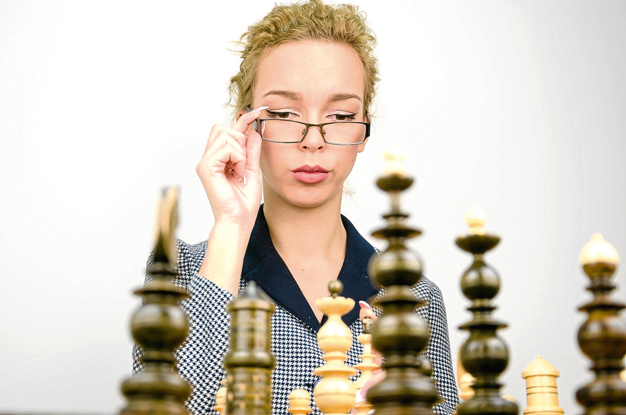 Watch out when you're playing chess (Getty Images)