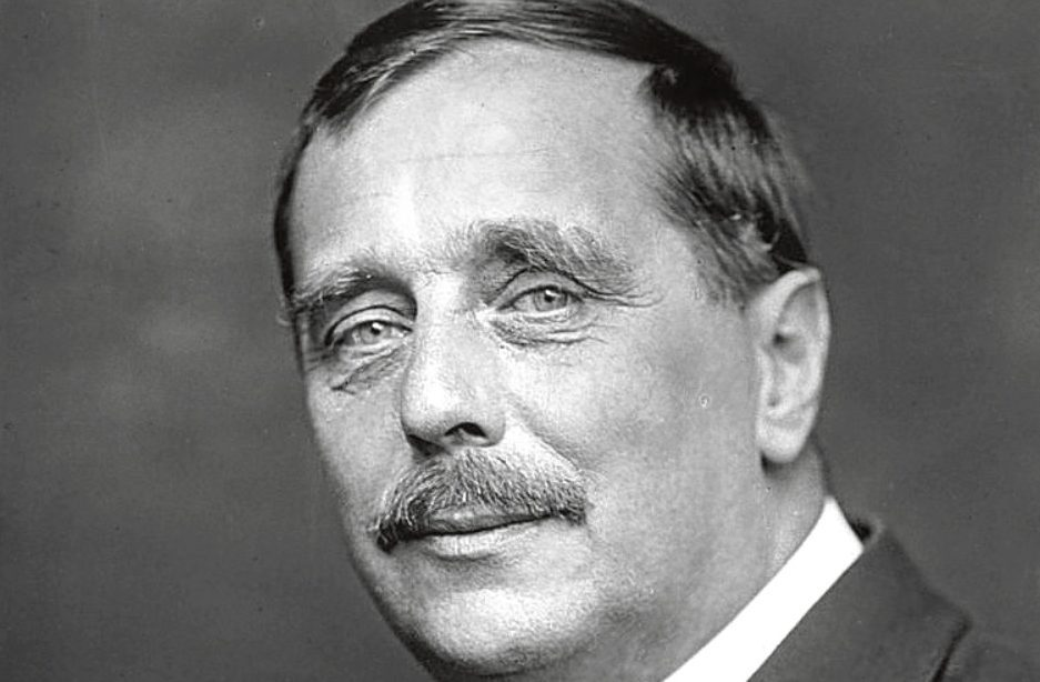 H G Wells (George C. Beresford/Beresford/Getty Images)