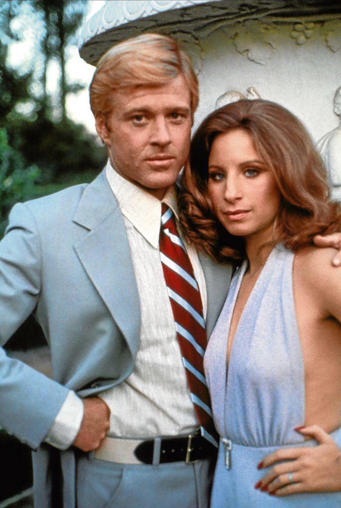 Redford and Barbra Streisand (Allstar/COLUMBIA)