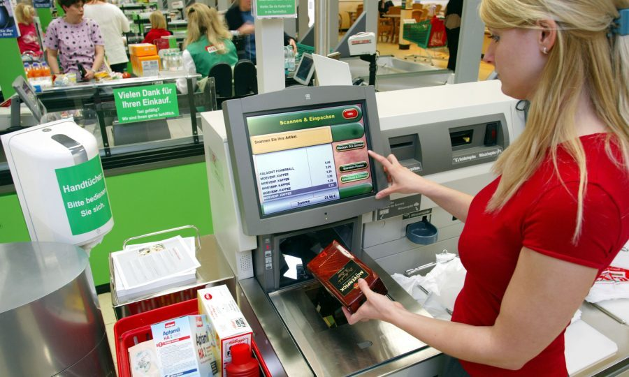 Self Service Checkouts To Beep Or Not To Beep Sunday Post