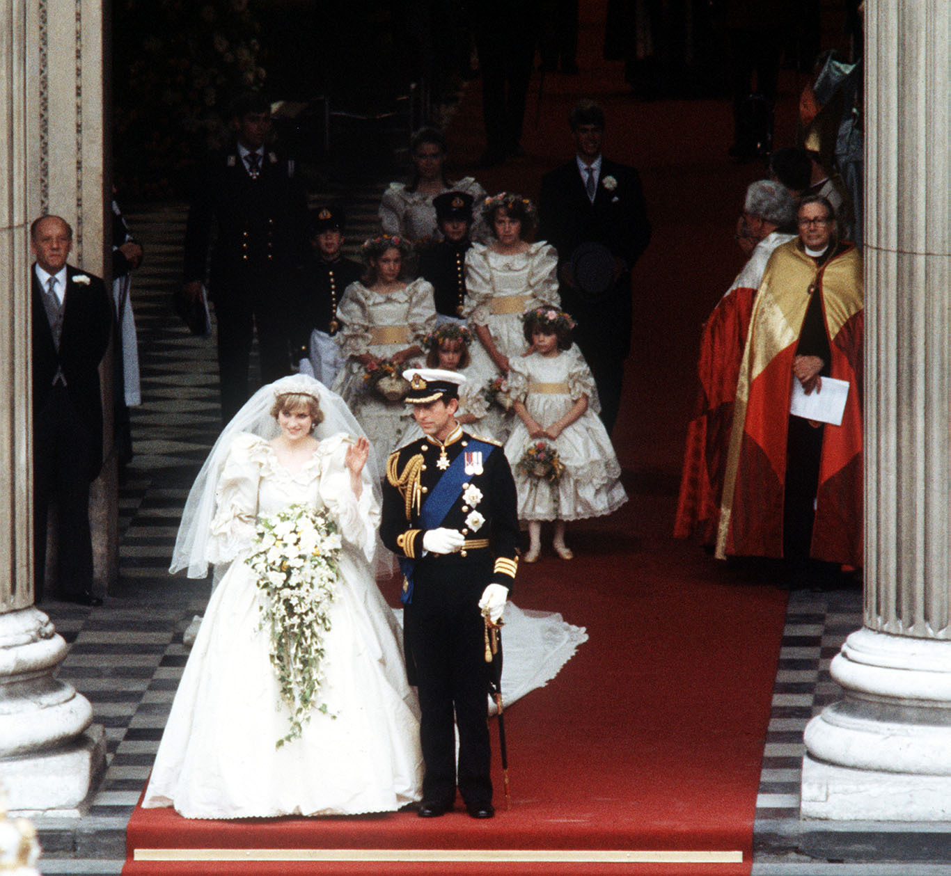 Princess Diana\'s dress designer David Emanuel had to deal with bogus ...