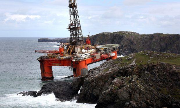 Transocean sedco forex oil rigs